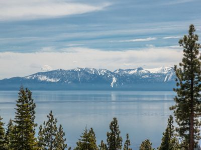 Photo for Stunning Tahoe View! Professionally decorated and newly remodeled, w/pool table!