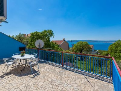 Photo for Holiday apartment Crikvenica for 4 persons with 2 bedrooms - Holiday apartment