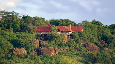 Kiota Safari House - Private ALL-INCLUSIVE Safari Home with Chef in Kenya