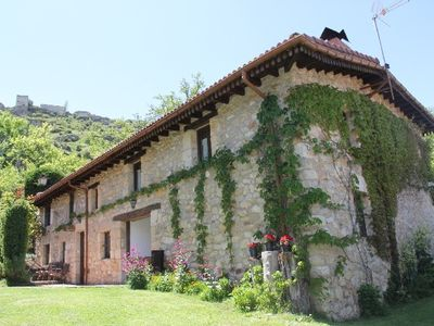 Photo for 4BR Cottage Vacation Rental in Aguilar de Campoo, Palencia