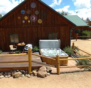 Photo for 1BR Apartment Vacation Rental in Florissant, Colorado