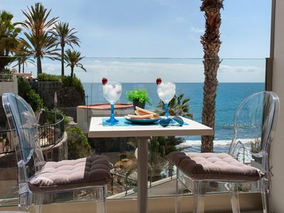 Photo for Beachfront Apartment Playa del Aguila