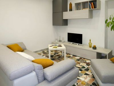 Photo for Cosy apartment for 2 guests with TV and balcony
