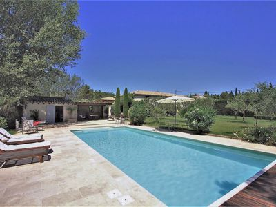 Photo for Charming house, 4 bedrooms, nice amenities, near the center of St Remy de Provence