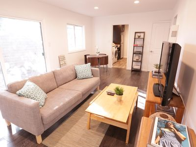 Photo for 2 Bedroom Newly Remodeled Modern Apartment