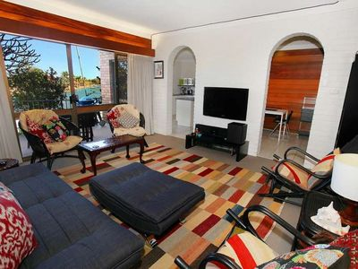 Photo for 2 Bedroom Canal Front, Short Walk to Mooloolaba Beach and Cafes