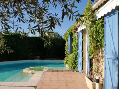 Photo for Beautiful Provençal house located in a charming village.