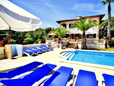 Photo for Holiday house for 11 guests with 240m² in Artà (119765)