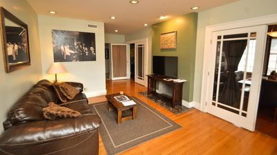 Photo for 5 beds - Accommodates up to 8, near parks & business corridor.