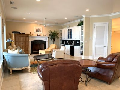 Photo for Large Private Home Sitting on the Sands of Gulf Shores! 5,000 Square Feet!