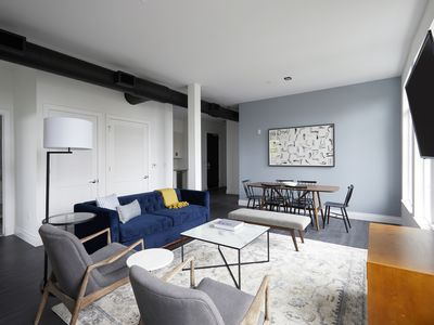 Photo for Sonder | The Lamont | Expansive 3BR + Rooftop