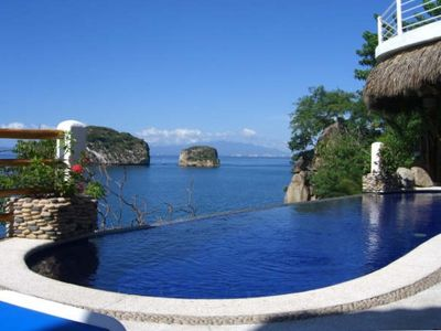 Photo for 15BR Villa Vacation Rental in Mismaloya, JAL