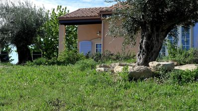 Photo for Guest house in the heart of nature, with horses and shared pool,15 min from Carcassone