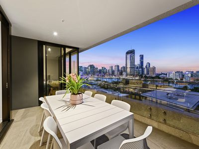 Photo for 2BR Apartment Vacation Rental in Southbank, QLD