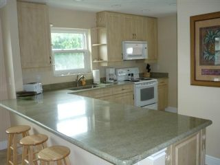Charming Granite Updated Kitchen with Light!
