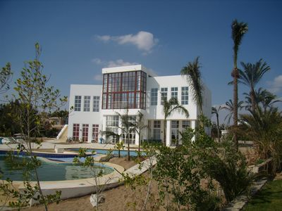 Photo for Your dream villa directly on the sea