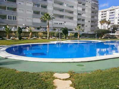 Photo for Apartment in Benidorm with Lift, Parking, Internet, Washing machine (106341)