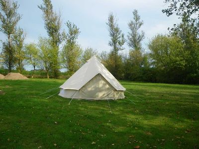 Photo for Tipi 400 - tepee camp