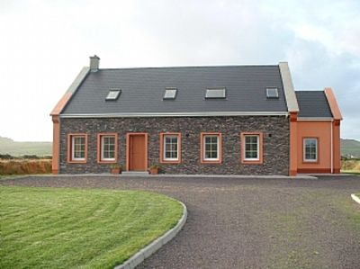 Photo for Beautiful, Spacious Home On Own Site, With Magnificent Sea And Mountain Views