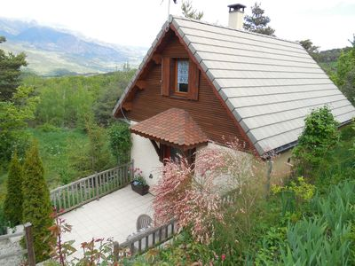 Photo for Independent chalet surrounded by nature
