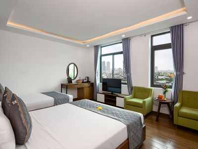 Photo for ✬Hana Hotel✬ Room with window ✬ Close to My Khe