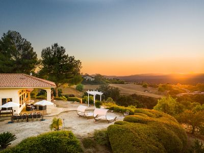 Photo for Stunning Private Estate on 4.5 Acres of Temecula's Rolling Hills ❤ by AvantStay