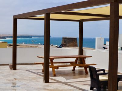 Photo for Holiday apartment El Cotillo for 1 - 2 persons - Holiday apartment