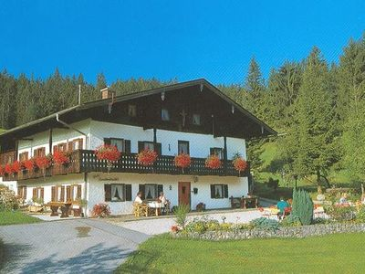 Photo for Holiday apartment Bischofswiesen for 2 - 4 persons with 2 bedrooms - Holiday apartment