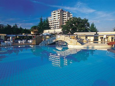 Photo for Apartment Valamar Residence Diamant in Poreč - 6 persons, 2 bedrooms