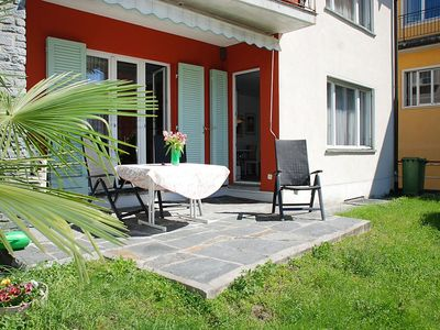 Photo for Apartment in the center of Ascona with Parking, Garden (441688)
