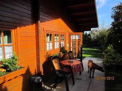 Photo for Holiday house North Sea, m. Dog / Child -Cuxhaven- Sahlenburg umz. Garden, sandy beach