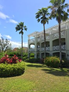 Photo for Fully equipped large 1 Bedroom Beachfront walk out at Royal West Indies Resort.