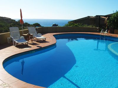 Photo for PARADISE COAST - THREE SASSULEDDA, ​​SHARED SWIMMING POOL - 4/6 PL