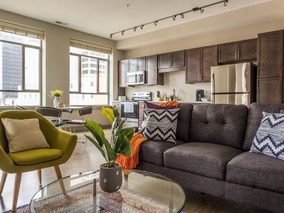 Photo for Historic Beauty | 2br w/ Parking | Walk To Scioto