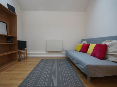 Photo for Big bright flat for 4-6 people with good links to around the city