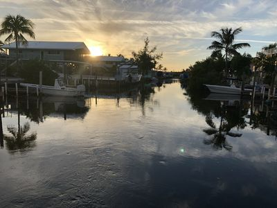 Photo for AMAZING WATER AND SUNSET VIEW  KEY LARGO TOWN-HOME 3BR/2BATH Leave the stress!