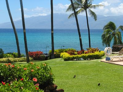 Photo for Experience the Vacation of a Lifetime in our Beautiful West-Maui Condo