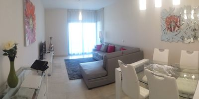Photo for Stunning 2 BR Apartment with Panoramic Views, Los Flamingos