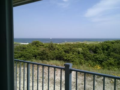 Photo for Direct Ocean Facing Unit in Ocean Front Complex - Just steps to Beach