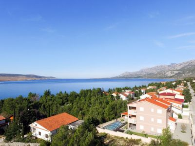Photo for Apartment Matas (SRD316) in Starigrad-Paklenica - 4 persons, 1 bedrooms