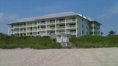 Photo for 2bd/2BA Oceanfront Condo Marriott-Hutchison Resort