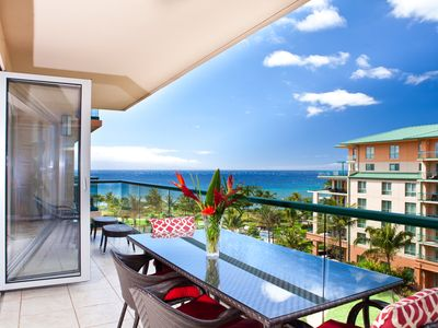 Photo for Hawaii Life: Honua Kai Konea 607 2BD/2BA Spectacular True Ocean View