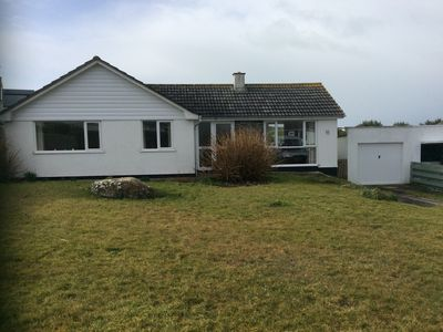 Photo for 3 Bedroom Detached Bungalow With Sea Views