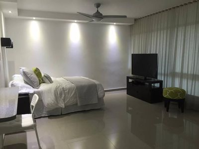 Photo for Fully Equipped Isla Verde Studio with Direct Access to Beach and Pool