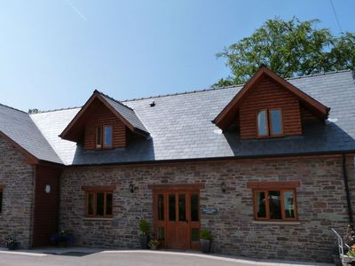 Photo for Bwthyn y Bannau - Four Bedroom House, Sleeps 9
