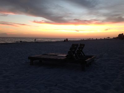 Photo for The Little Mermaid-half a block to the beach! Wifi, cable, wagon and chairs incl