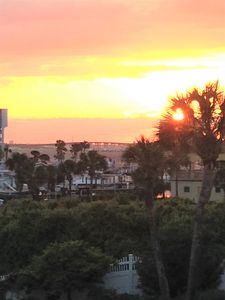 Photo for Harbor sunset views! Canal front. Location and Amenities. Great for Boaters