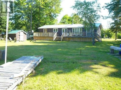 Photo for Beautiful 3 Bdrm + Bunkie Waterfront Cottage Near Gull Lake