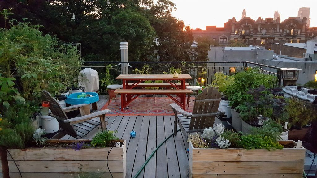 Gorgeous Family Friendly Brownstone Brooklyn With Roof Deck