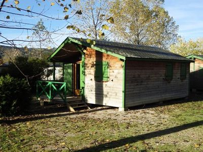 Photo for Camping Le Plô *** - 3 Rooms Chalet 6 People
